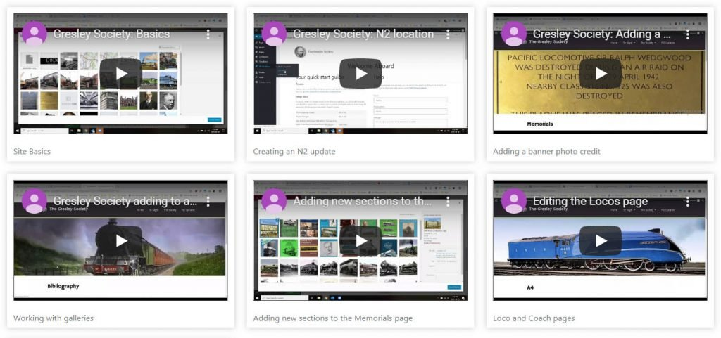 Custom Video Tutorials